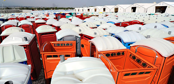 Champion Portable Toilets in Council Bluffs, IA